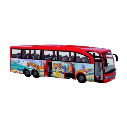 Dickie toys  autobus turystyczny beach travel bus Simba