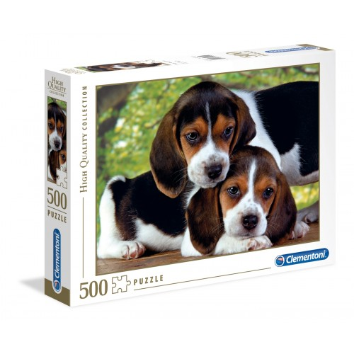 CLEMENTONI PUZZLE PIESKI 500 EL. 30289 CLOSE TOGETHER