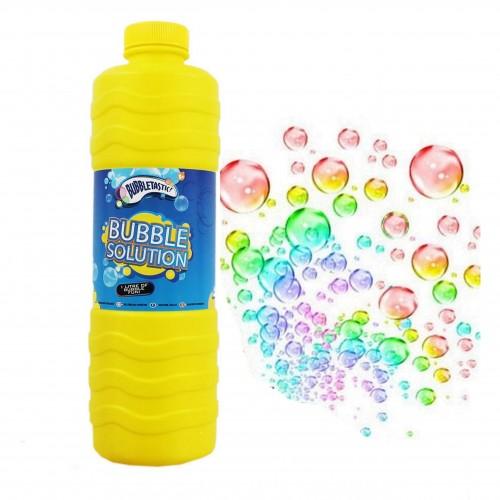 Płyn do baniek mydlanych  1 litr zapas