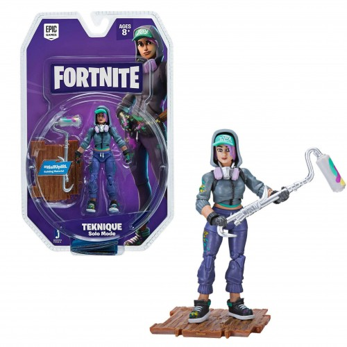 FORTNITE TEKNIQUE FIGURKA SOLO MODE 0015 SFERA