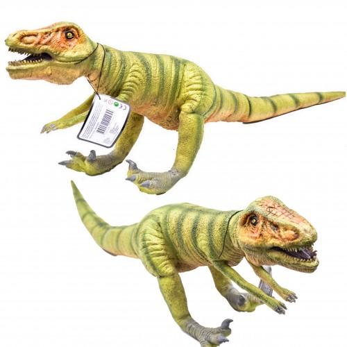 Dinozaur welicraptor Figurka Gumowa 73 cm XL Malowana