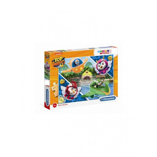 CLEMENTONI Puzzle 24 Maxi Top wing
