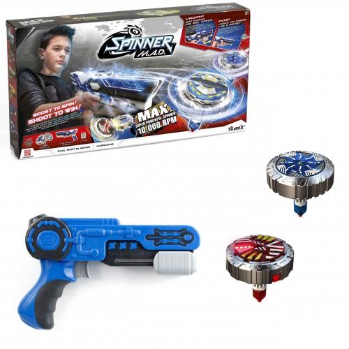 Zestaw Dual Shot Blaster podwójna wyrzutnia  2 spinnery