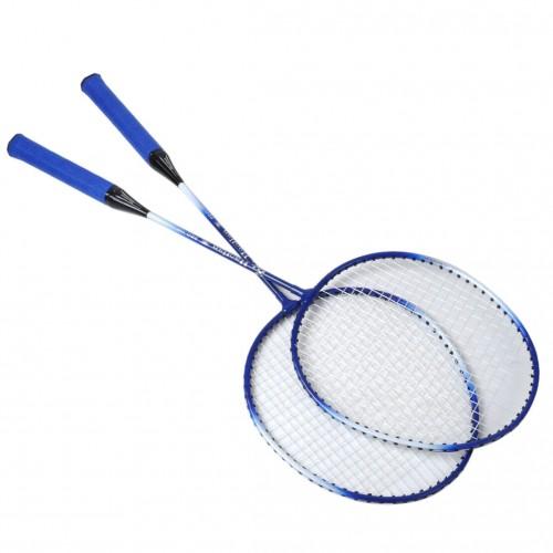 Badminton Zestaw 2 Rakiet + Lotka babington