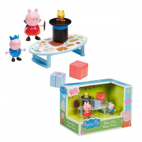 Tm Toys Świnka Peppa przyjęcie urodzinowe + figurki
