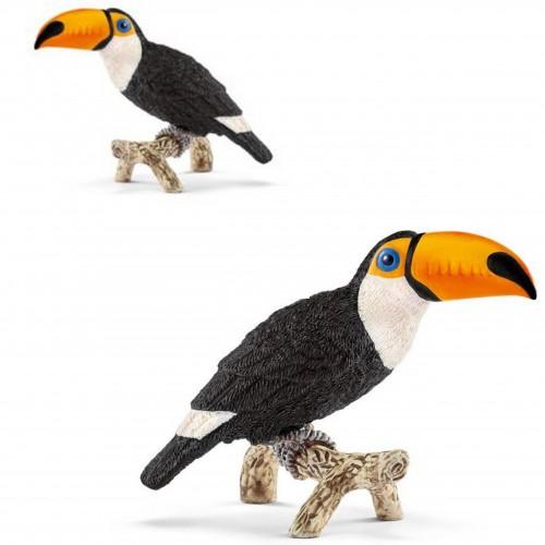 Tukan ptak Schleich 14777 tukan ptak