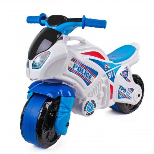 Motor biegowy ścigacz rowerek motorek jeździ