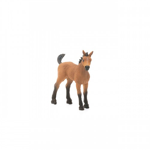Schleich 13854 Koń Żrebię rasy quarter horse figurka konia kucyk