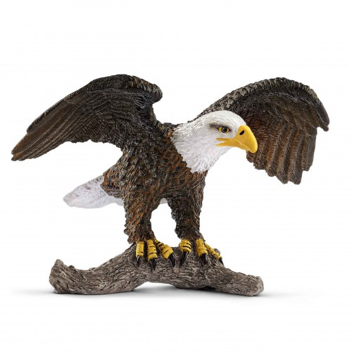 Schleich 14780 bielik amerykański figurka orła