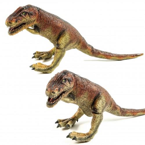 Dinozaur tyranozaur figurka gumowa 72 cm XL malowana XL