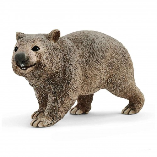 Schleich 14834 wombat torbacz figurka zwierzę Wild Life