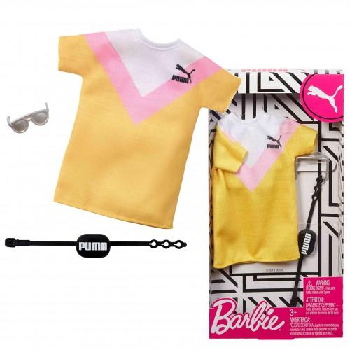 Mattel Barbie zestaw ubranko dla Barbie puma