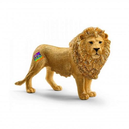 72516 złoty lew 85-lecie Figurka limitowana kolekcjonerska
