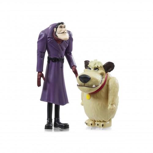 Figurki Kolekcjonerskie Dick Dastardly i Muttley Scooby-Doo odlotowa kolekcja D