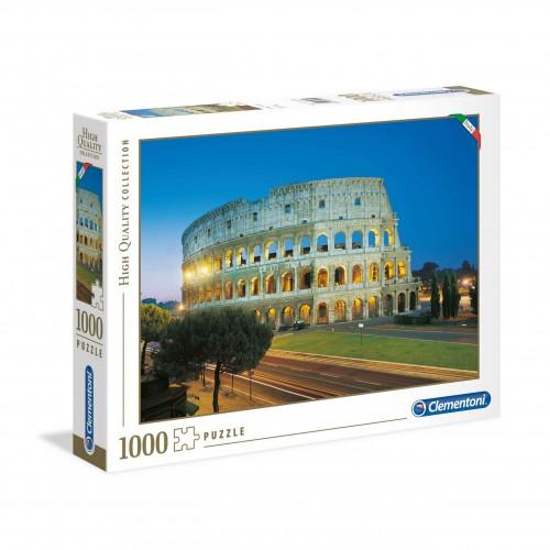 Puzzle 1000 elementów Rzym Koloseum - układanka