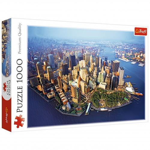 Puzzle Nowy Jork 1000 układanka