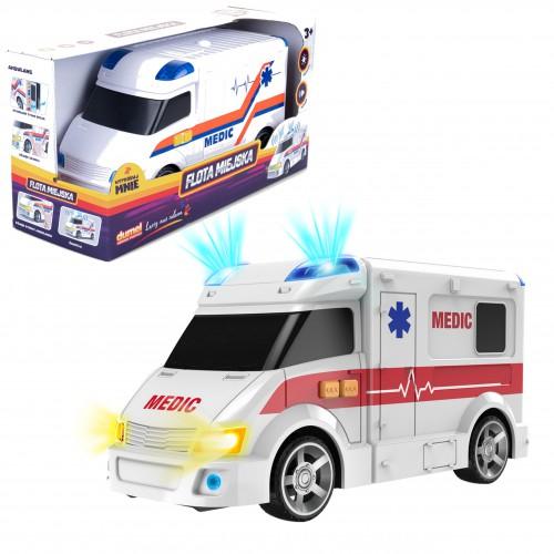 Ambulans karetka pogotowie auto