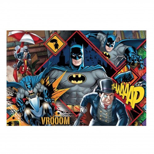 PUZZLE 180 el. BATMAN SUPERCOLOR DC