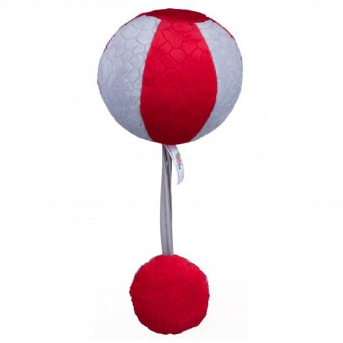 Balibazoo zawieszka grzechotka piłka piszczy
