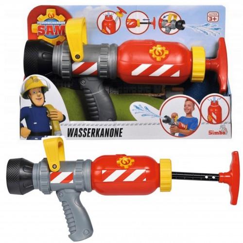 Pistolet na wodę Strażak Sam strażacka sikawka