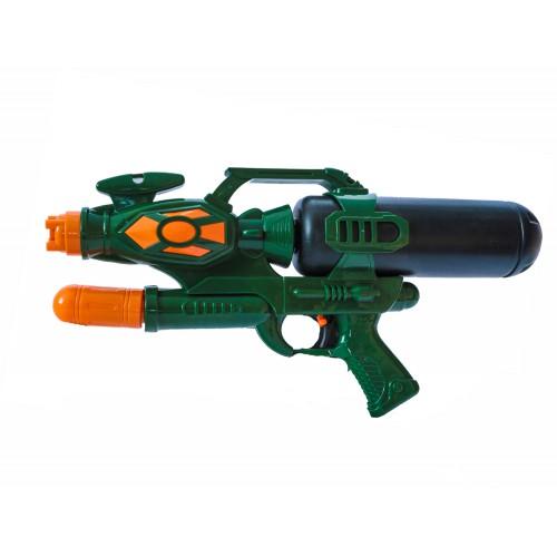 Pistolet na wodę z pompką militarny