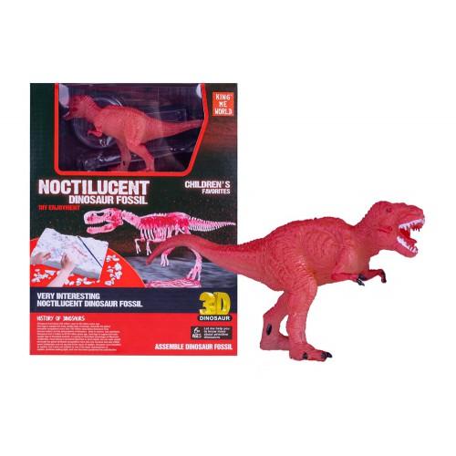 Dinozaury skamielina zestaw małego archeologa 2w1