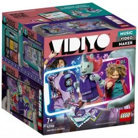 Lego Vidiyo  figurka Unicorn Dj BeatBox zestaw 43106