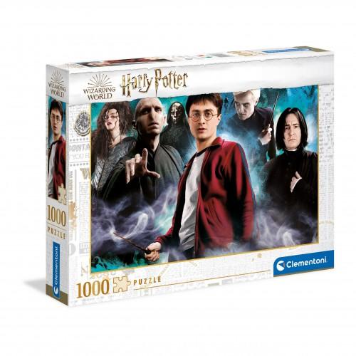 Puzzle 1000 elementów czarodziej Harry Potter