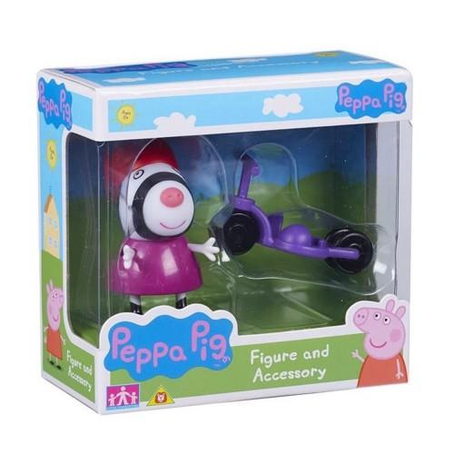 Świnka Peppa mini figurki z akcesoriami