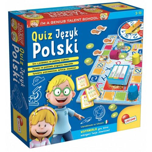 Gra J.Polski gramatyka słownictwo słowa liczby