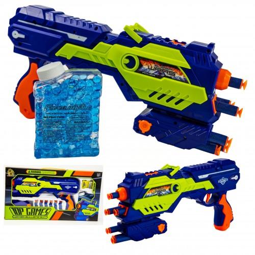 Karabin 2w1 na strzałki kulki wyrzutnia pistolet