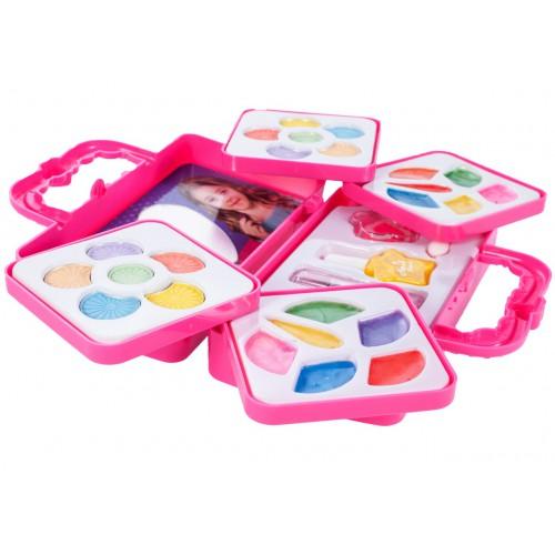 Zestaw do makijażu dla małych dziewczynek