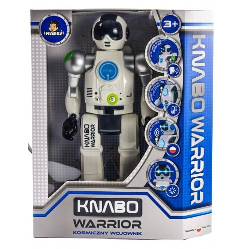 Robot KNABO WARRIOR 80 Funkcji MÓWI CHODZI NAGRYWA