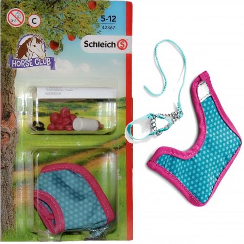 Schleich 42367 - Pielęgnacja źrebięt zestaw